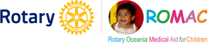 Rotary Medical Aid for Children