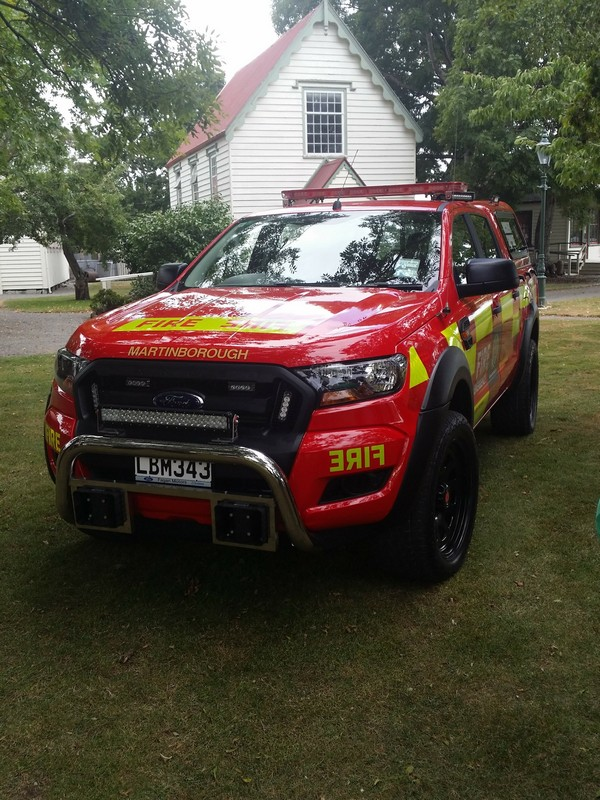 Martinborough Volunteer Fire Brigade
