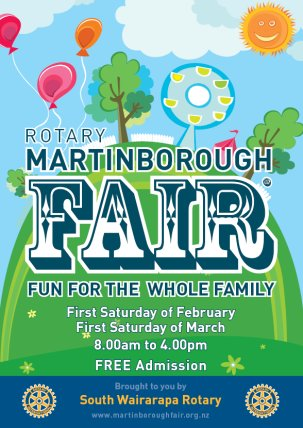 Rotary Martinborough Fair